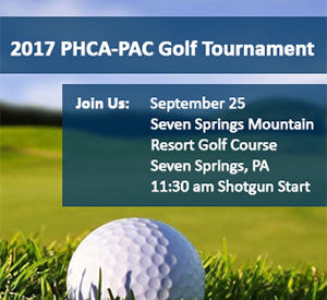 2017 PHCA-PAC Golf Tournament