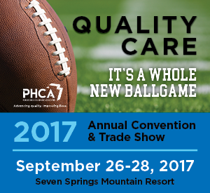 2017 PHCA Annual Convention