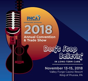 2018 PHCA Annual Convention