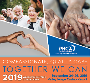 2019 PHCA Annual Convention